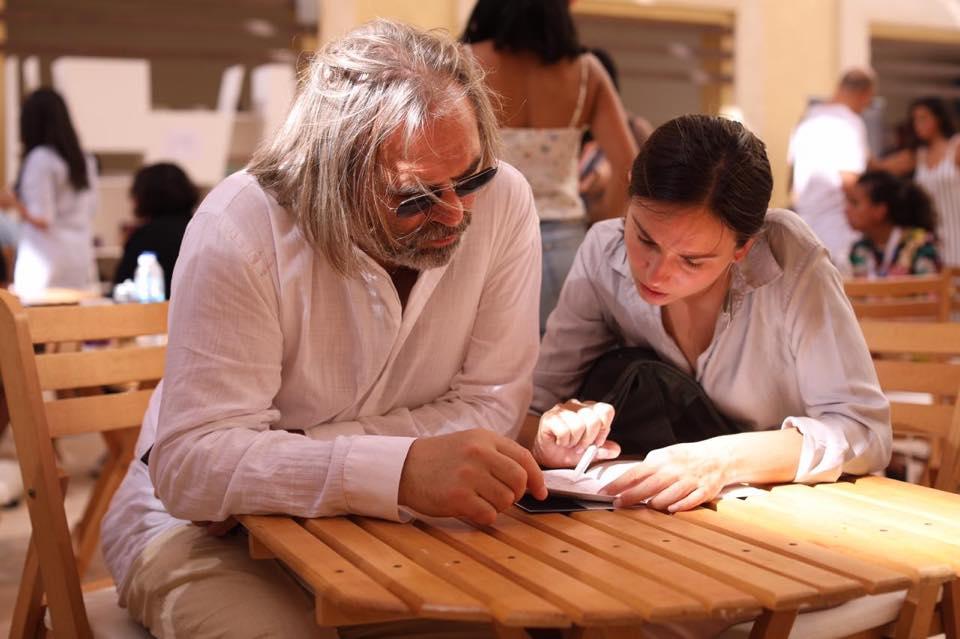 Le festival du film El Gouna est aussi l'occasion pour les professionnels d'échanger, et pour les réalisateurs de trouver des investisseurs.