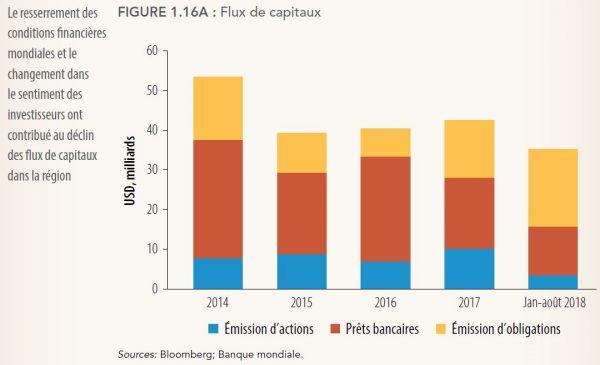 Flux financier en Afrique subsaharienne