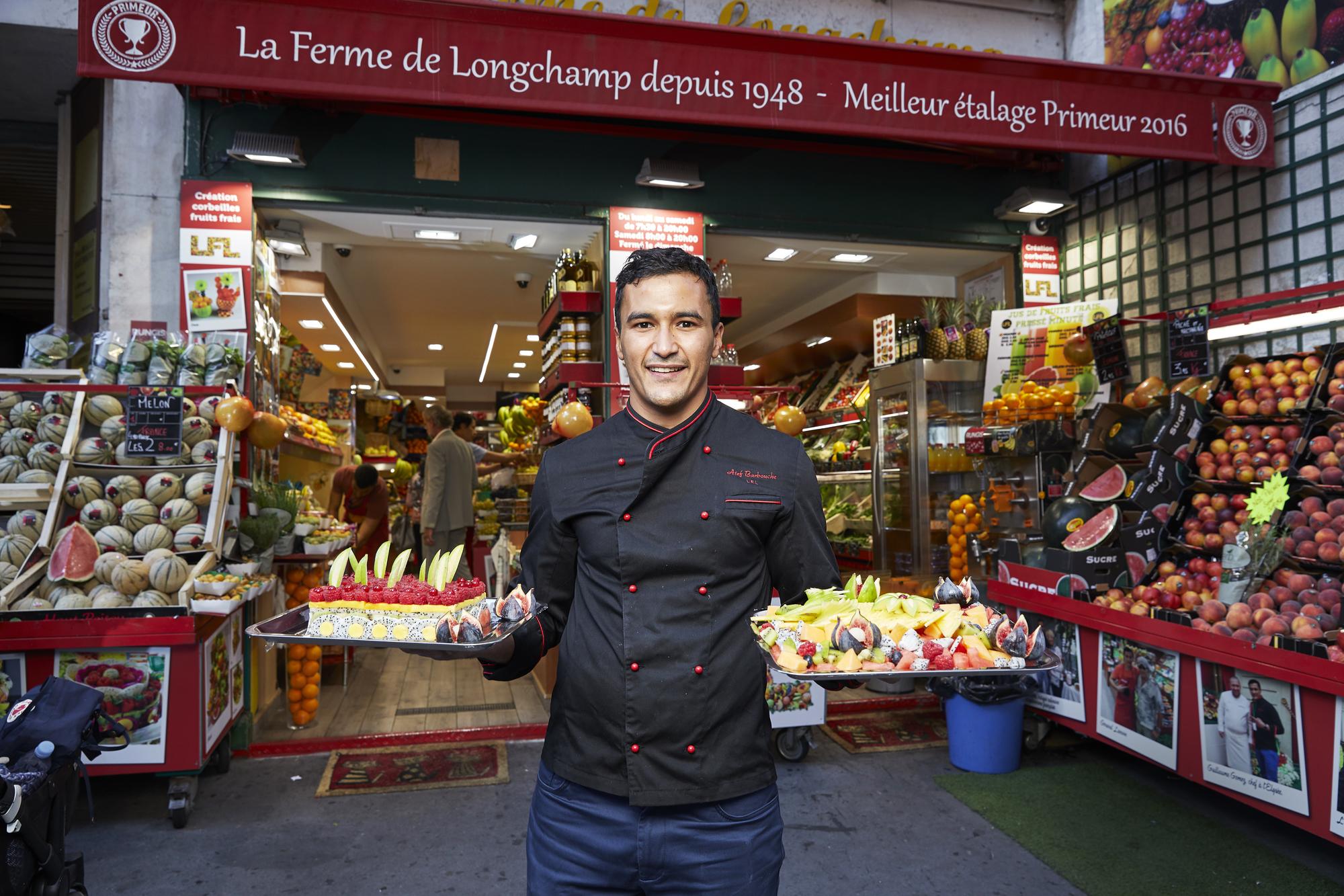 L'Arcimboldo de l'agrume imagine aujourd'hui étendre son savoir-faire dans toute la France