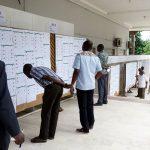 Malgré tous leurs efforts, le RDR et le PDCI n'ont pas réussi à limiter le nombre de candidatures indépendantes