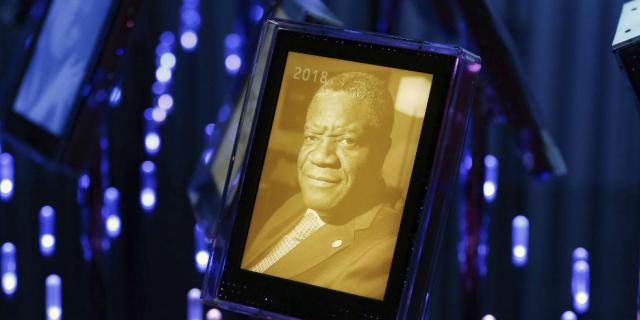 Prix Nobel décerné à Mukwege : ce qu'en pense vraiment le camp Kabila