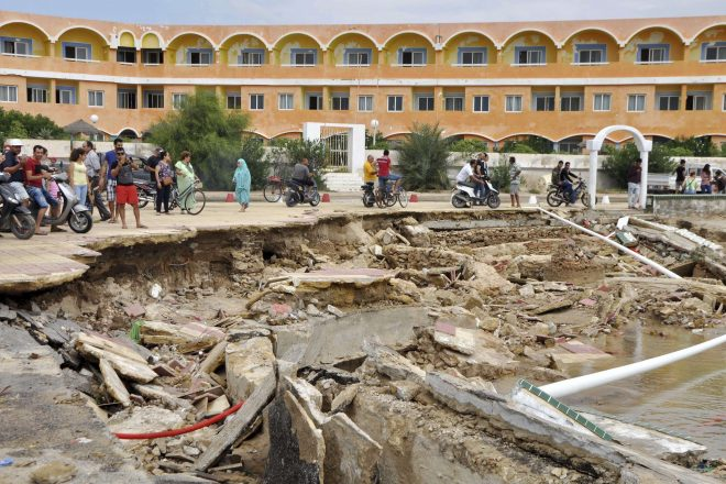 Inondations en Tunisie : la ville de Nabeul attend toujours l'aide de l'État