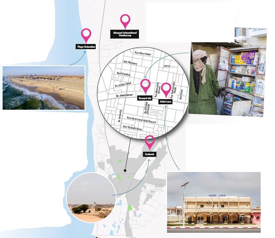 Le Nouakchott de Beyrouk