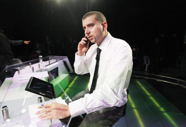 Heythem El Mekki, le bloggueur dans les coulisses de l'Emission