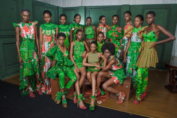 L'Heineken Lagos Fashion Week, qui aura lieu du 24 au 27octobre.