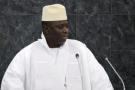 Yahya Jammeh à l'ONU