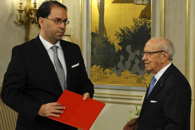 Tunisie : quand le président Essebsi refuse de négocier la vacance proposée par Youssef Chahed
