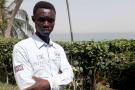 Le Ghanéen Martin Kyere est le seul survivant sur le 56 migrants qui ont été tués après avoir débarqués à Banjul, en Gambie, le 22 juillet 2005.