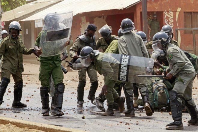 Guinée : au moins un mort suite à la marche avortée de l'opposition à Conakry