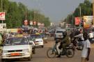 Une rue dans le centre de Niamey, en septembre 2011 (photo d'illustration).