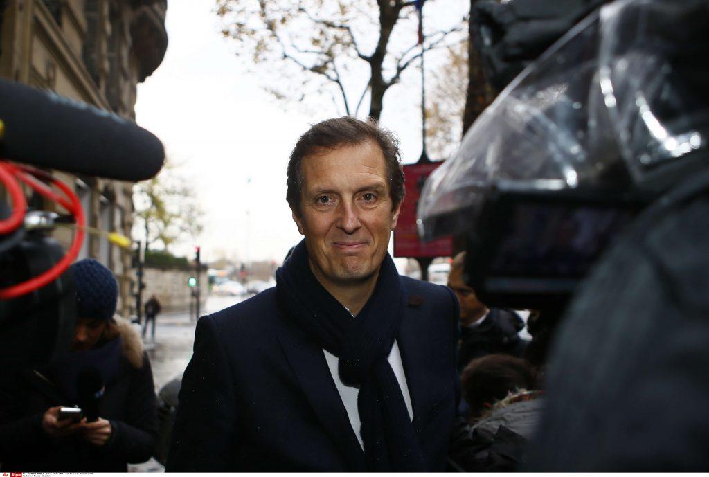 Jérôme Chartier, premier vice-président de la région Île-de-France.