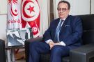 Hafedh Caïd Essebsi dans son bureau, à Tunis, le 17octobre 2018 (image d'illustration).