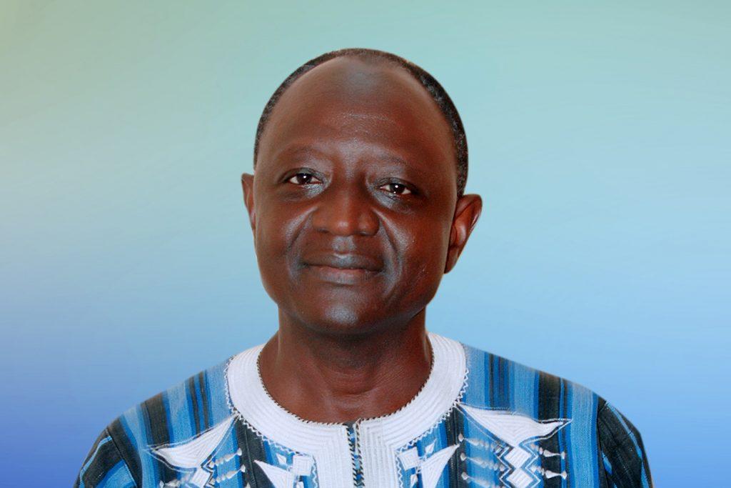 Vincent Ouattara, professeur à l'université de Koudougou au Burkina Faso.