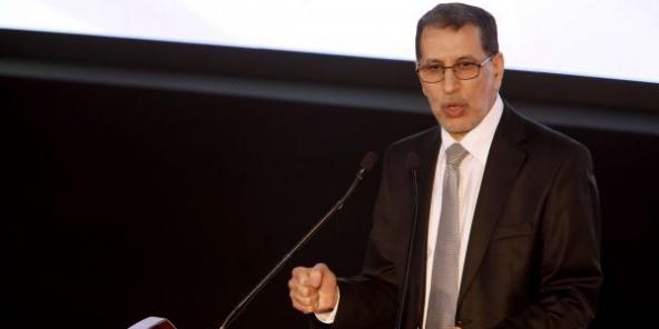 Saadeddine El Othmani, le chef du gouvernement marocain.