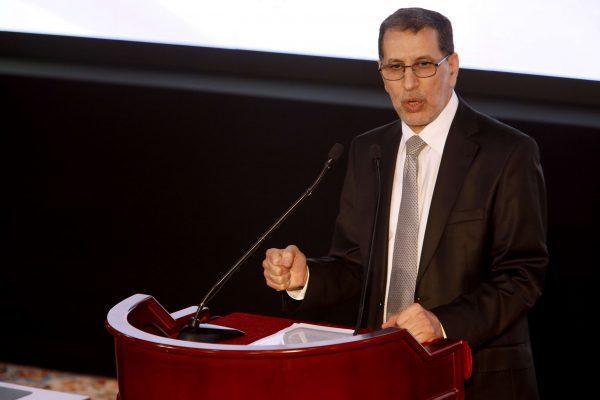 Le chef du gouvernement marocain, Saadeddine El Othmani.