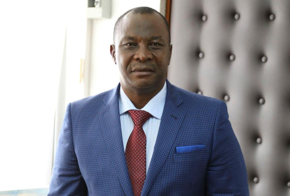 Le ministre ivoirien des Ressources halieutiques, Kobenan Kouassi Adjoumani, ici en 2015.