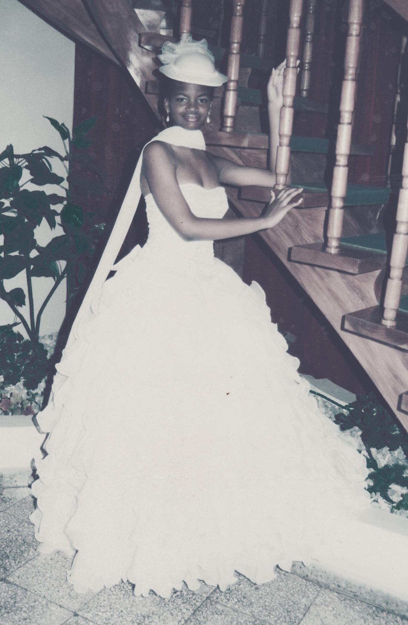L'une des images de la série Lo que contaba la abuela, Ce que mamie racontait, de Susana Pilar.