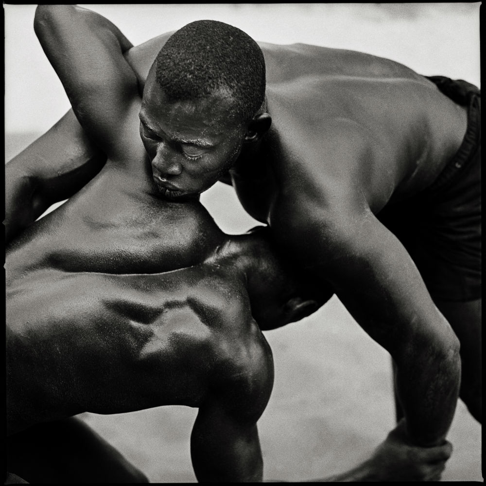 LAMB  I,Mor  Ndiaye  &Ecurie  Ndakaru (Dakar, la Medina, 2007), par Laurent Gudin.