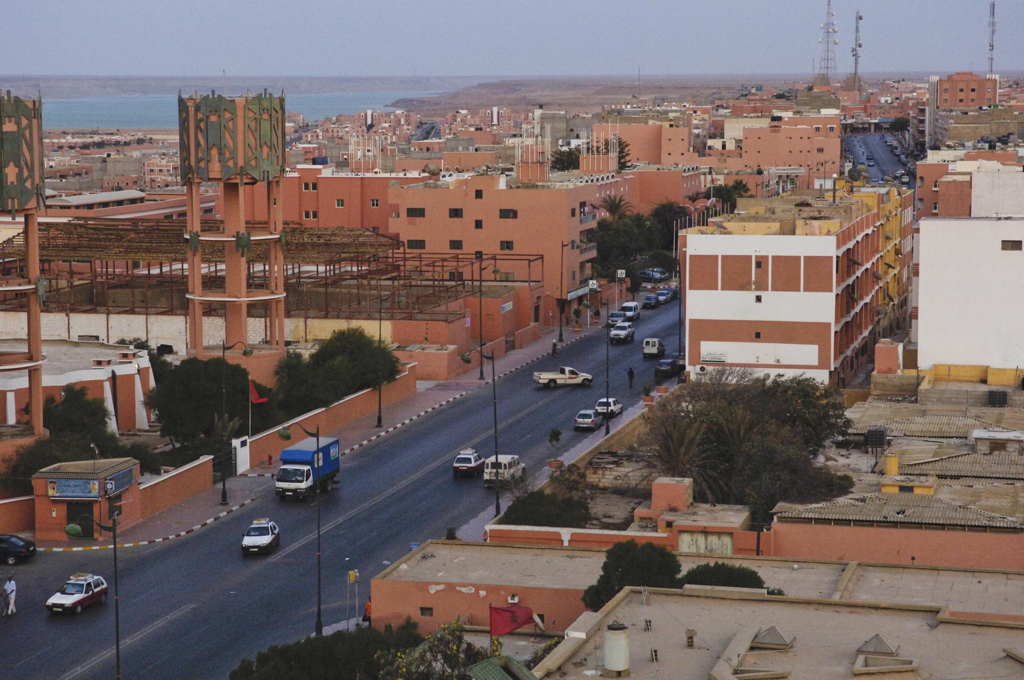 La ville de Laâyoune (image d'illustration).