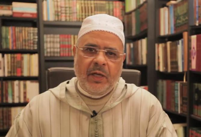 Le prédicateur marocain Ahmed Raïssouni.