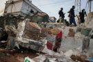 Après l'explosion de voitures piégées dans Mogadiscio, 9 novembre 2018.