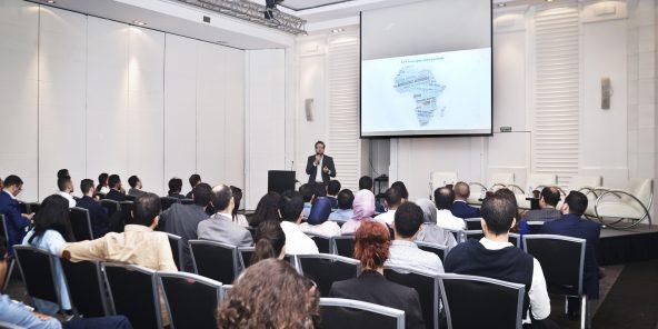 Conférence sur les big data à l'Africa Data Lab de Casablanca (Maroc)