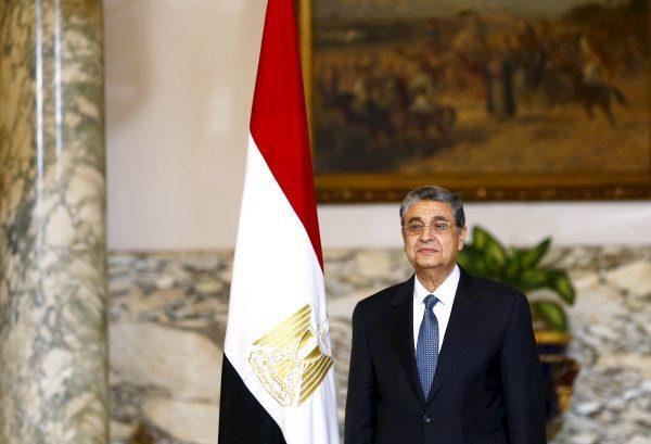 Mohamed Shaker,  en charge du ministère de l'Électricité et des Énergies renouvelables.