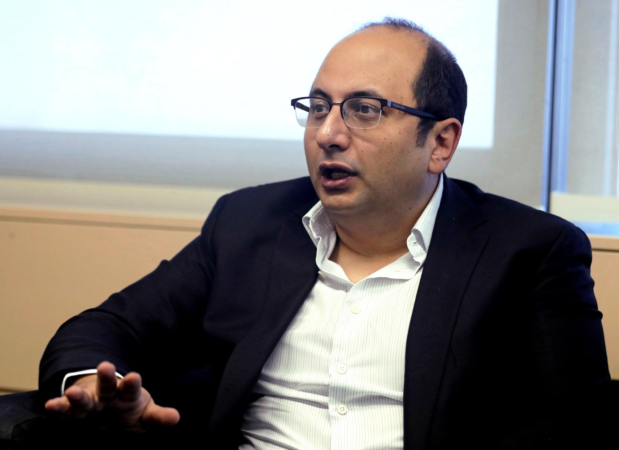 Mohamed Salem, PDG de Silicon Industries Corporation.