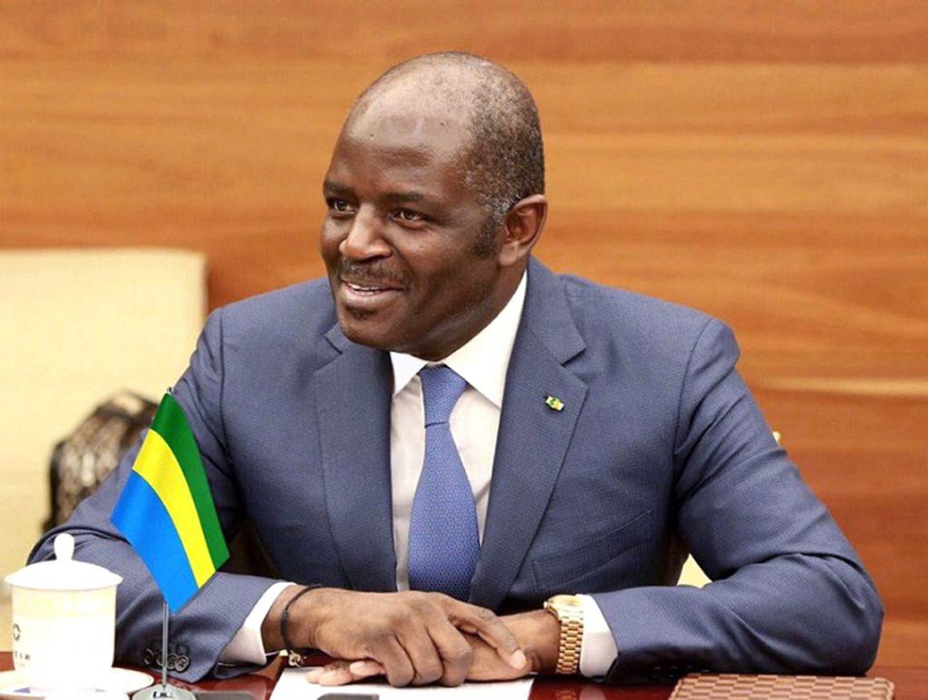 Régis Immongault, le ministre gabonais des Affaires étrangères.