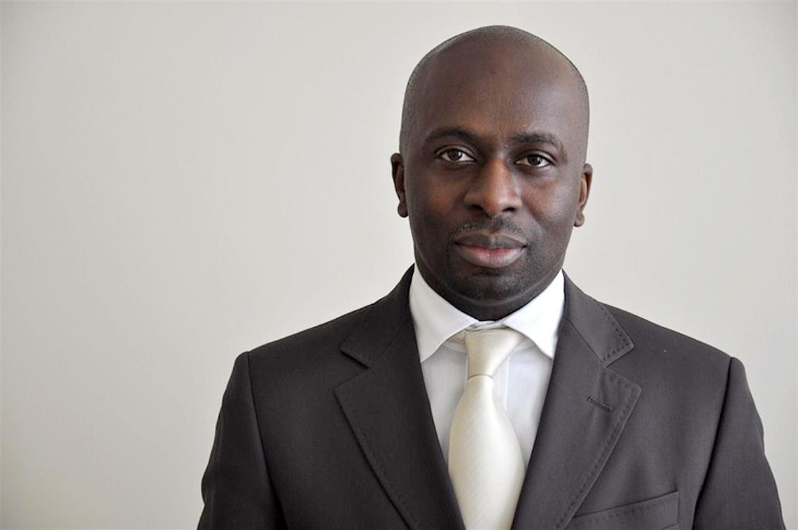 Jean-Louis Moulot, le nouveau maire de Grand-Bassam.