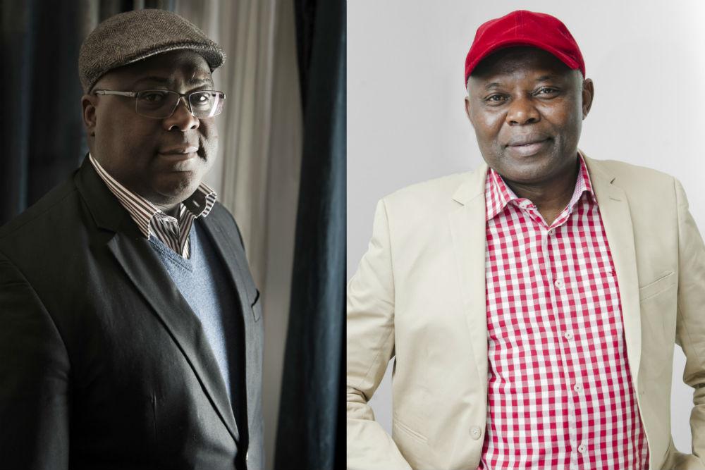 Félix Tshisekedi et Vital Kamerhe.