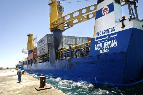 Le port de Berbera, dans le Somaliland.