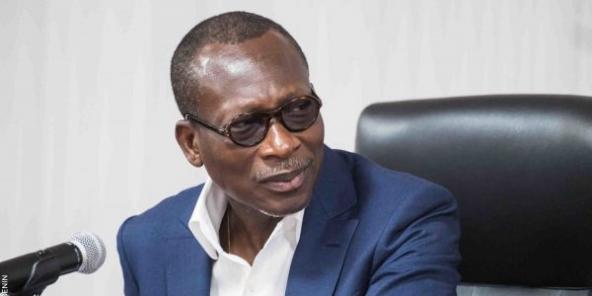 Le président du Bénin, Patrice Talon.