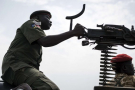 Un soldat dans la ville pétrolière de Malakal, au Soudan du Sud, le 24 février 2015 (image d'illustration).