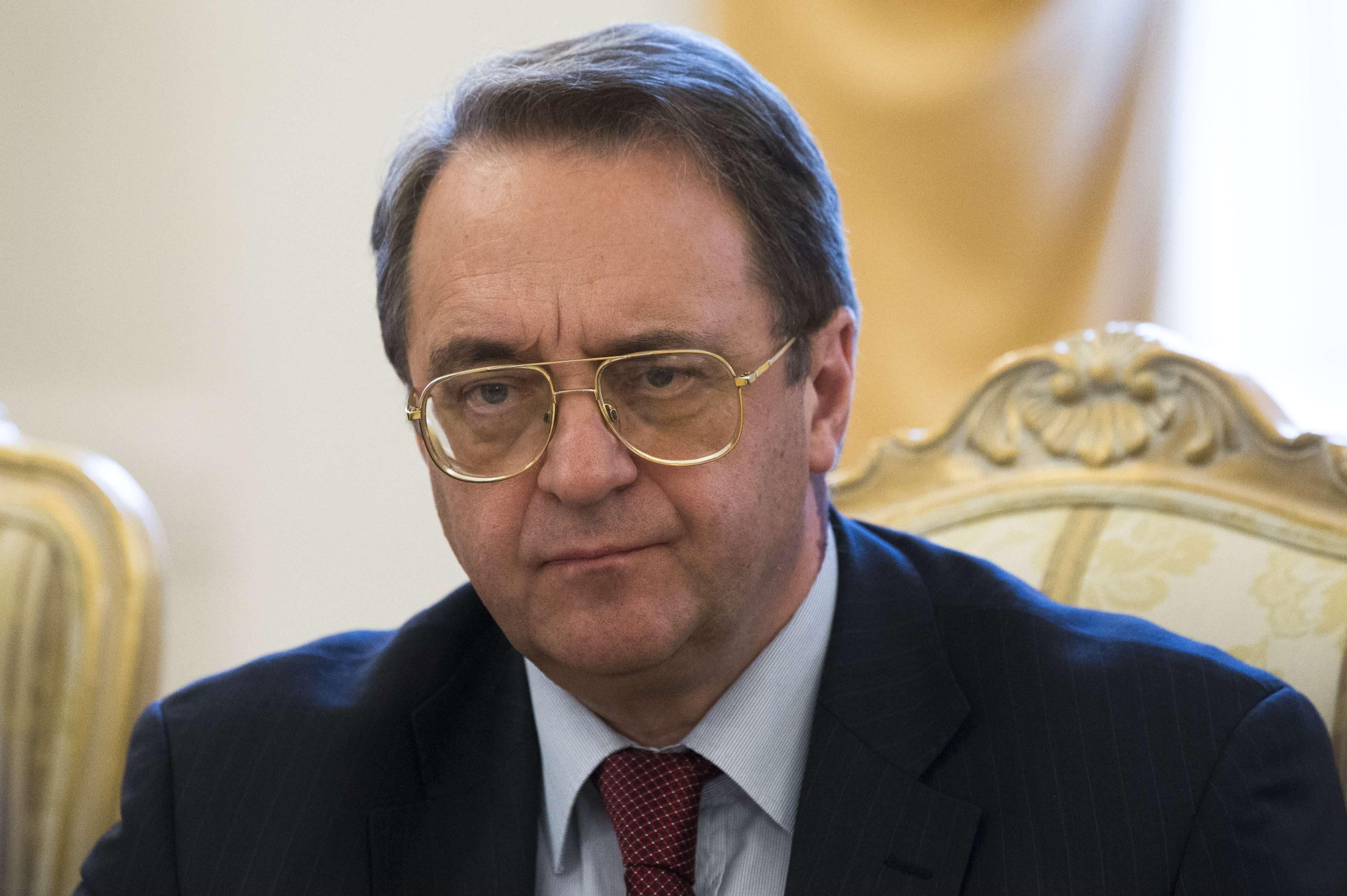 Mikhaïl Bogdanov en avril 2014.