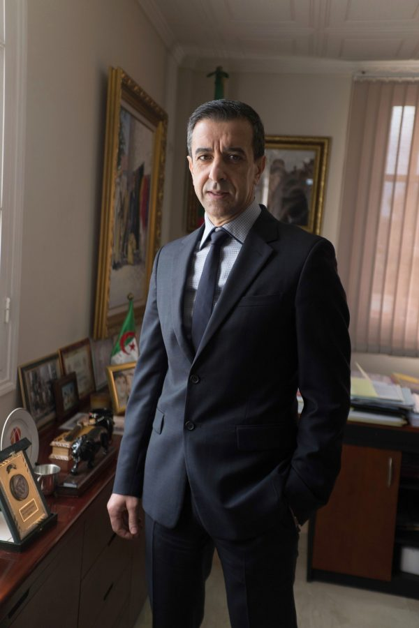Ali Haddad,