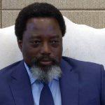 Joseph Kabila, le président de la RDC, dans l'interview du 9 décembre accordée à Reuters.