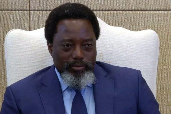 RDC : Joseph Kabila n'exclut pas de se représenter en 2023