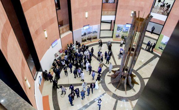 Inauguration du Musée des civilisations noires, le 6 décembre, à Dakar