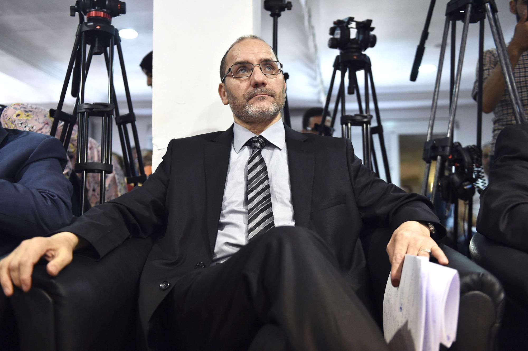 Le président du Mouvement de la société pourlapaix (MSP).