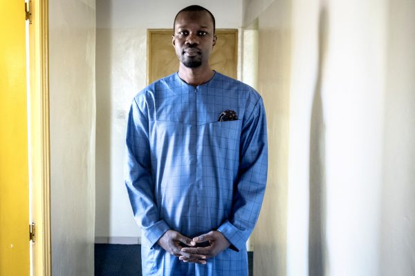 Ousmane Sonko a été élu député en 2017, un an seulement après avoir été radié de la fonction publique.
