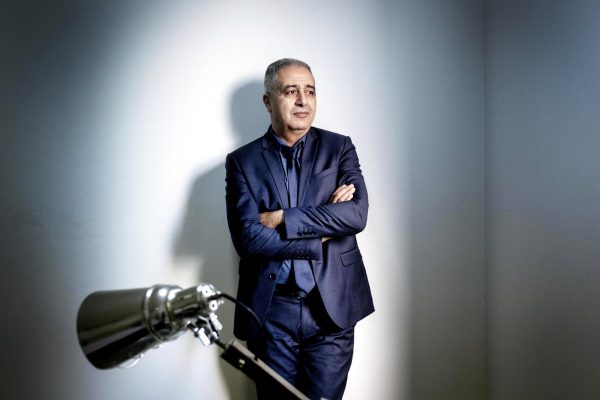 Nizar Snoussi, avocat et ami d'enfance de ChokriBelaïd.