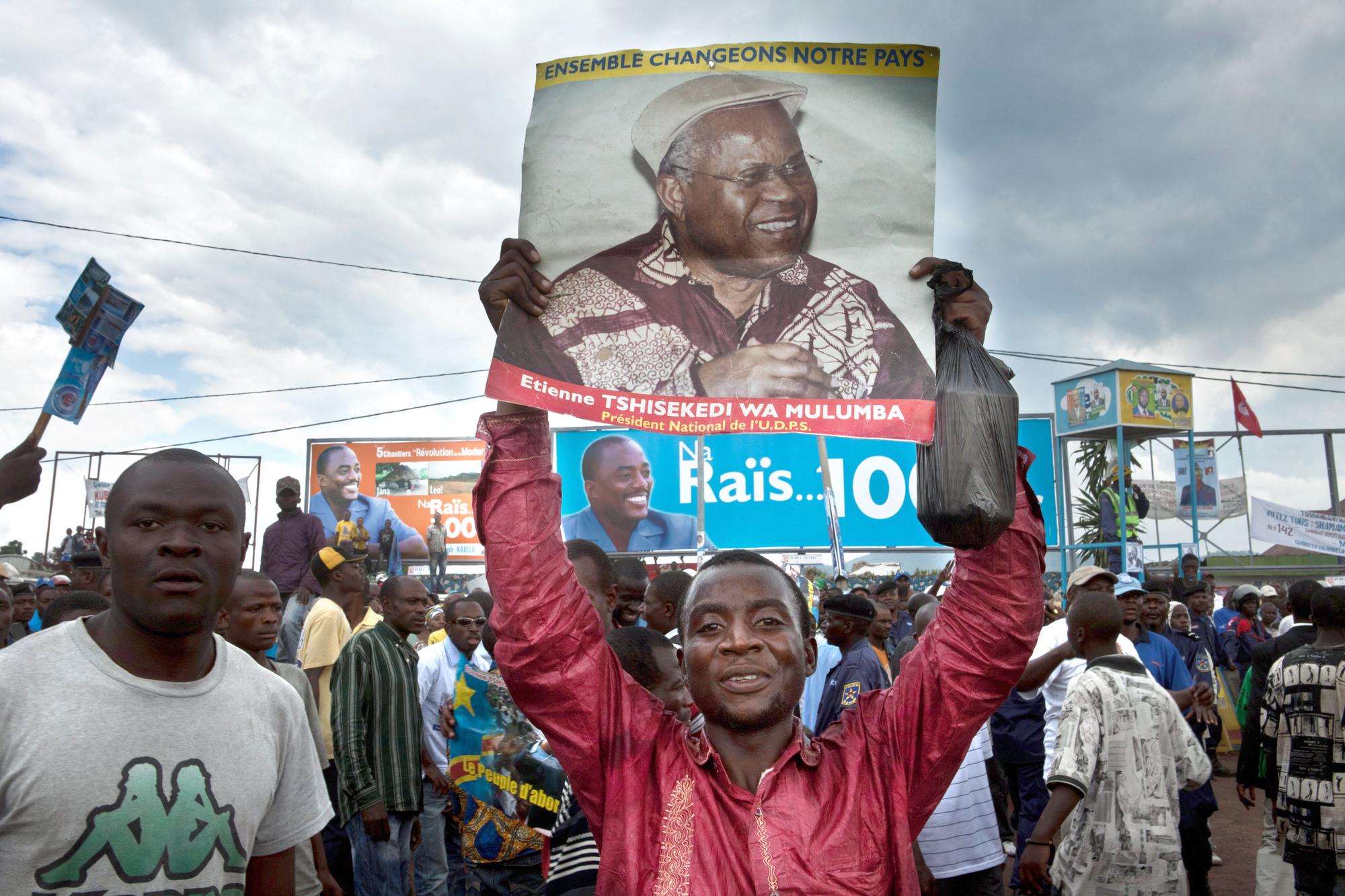 Présidentielle en RDC : Félix, l'autre Tshisekedi – Jeune Afrique