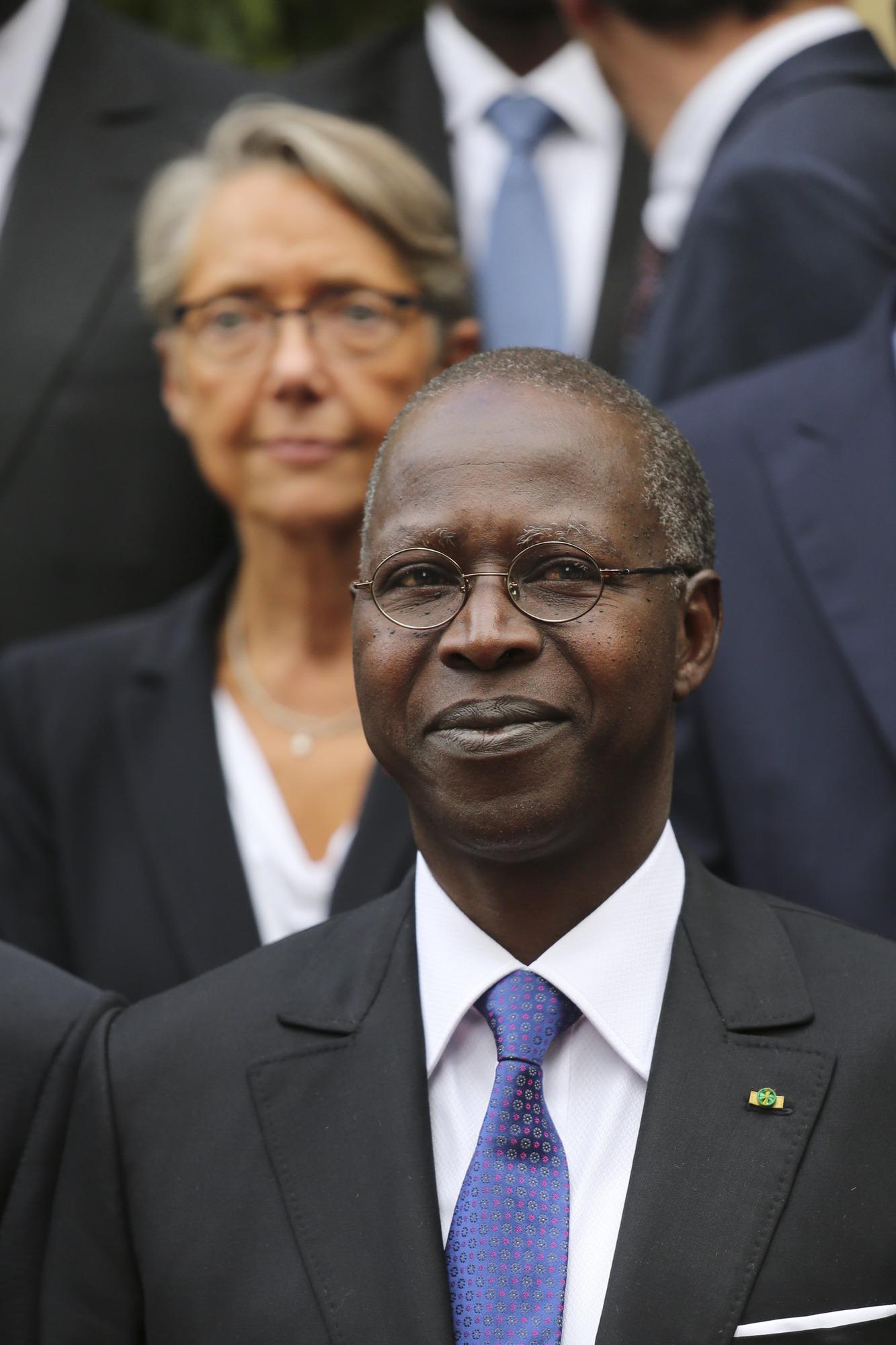 Mahammed Boun Abdallah Dionne, Premier ministre du Sénégal.