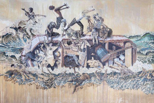 Le Radeau, de Mariam Abouzid Souali