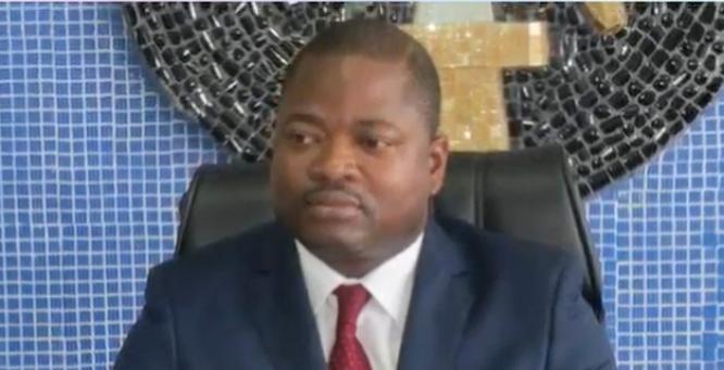 Komi Koutché, ancien ministre d'État du Bénin en charge des finances sous la présidence de Thomas Boni Yayi.