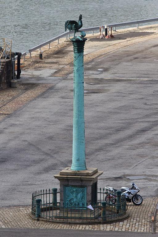 Le Baba Merzoug à l'arsenal de Brest.