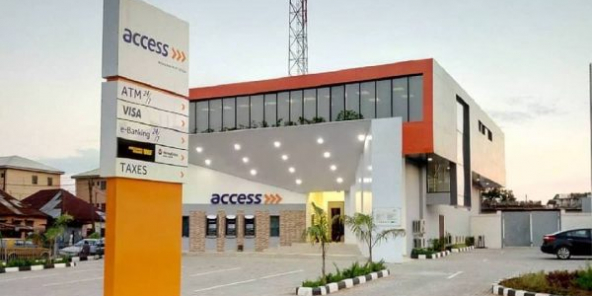 Une agence Access Bank