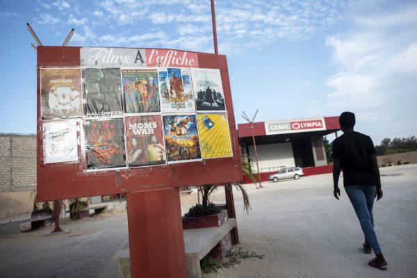 Le réseau de Vivendi, CanalOlympia, s'est démultiplié ces dernières années (ici le Teranga, à Dakar).