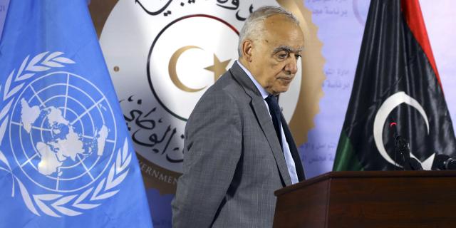 Libye : pour Ghassan Salamé, le pays n'a besoin de personne pour « se suicider »